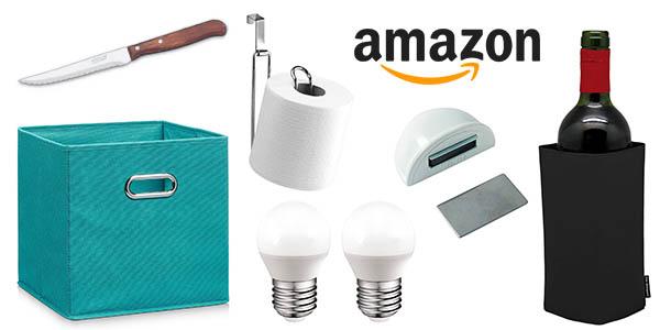 Amazon descuento hogar