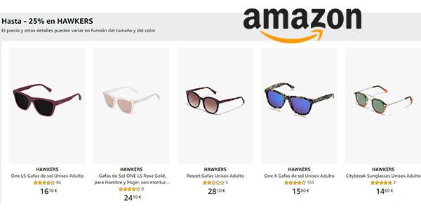 Amazon promoción Hawkers