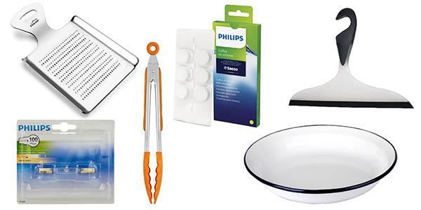 Amazon promoción productos para el hogar descuento 4 unidades