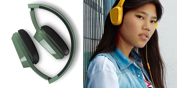 Auriculares con micrófono Energy Sistem desde España oferta en AliExpress