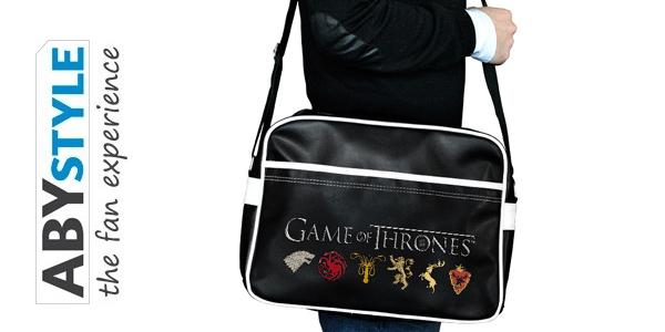 Bolso bandolera Juego De Tronos (Game of Thrones ABYBAG098) oferta en Amazon