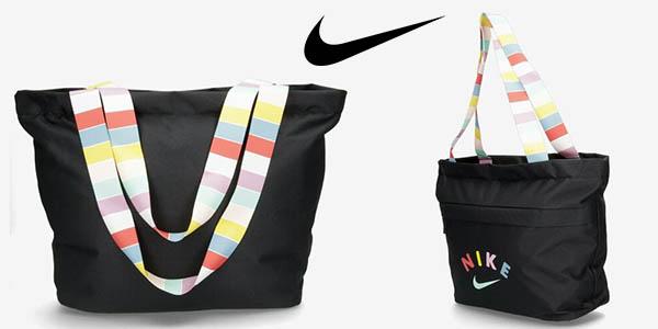 bolso deportivo Nike Tajun oferta