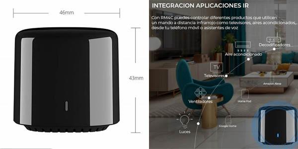 Broadlink RM4C Mini IR + WiFi