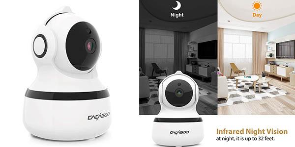 Cagagoo cámara IP Wifi 1080p chollo