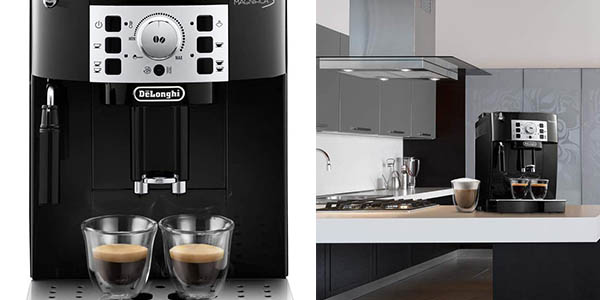 cafetera eléctrica calidad profesional De'Longhi Magnifica S barata