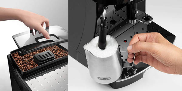 cafetera superautomática De'longhi Magnifica S oferta