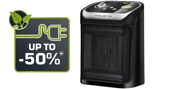 Calefactor cerámico Rowenta SO9265F0 Mini Excel Eco de 1.800W barato en Amazon