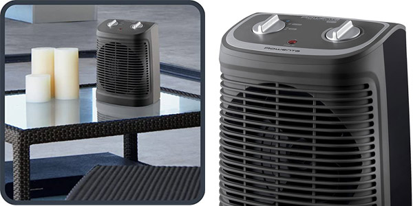 Rowenta Compact Power SO2210F0 Calefactor Compacto con motor dual de 1000 W y 2000 W oferta en Amazon