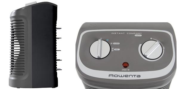 Rowenta Compact Power SO2210F0 Calefactor Compacto con motor dual de 1000 W y 2000 W chollo en Amazon