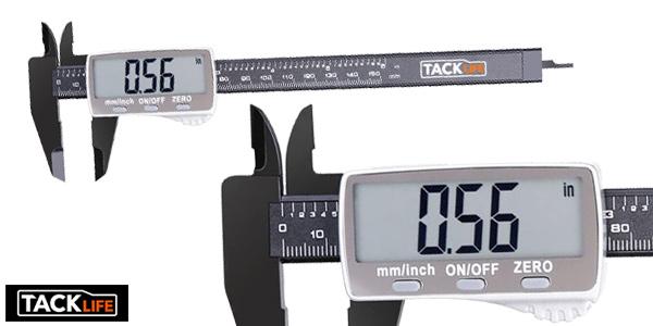 Calibre Digital Tacklife DC01 de 0-150mm barato en Amazon