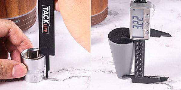 Calibre Digital Tacklife DC01 de 0-150mm oferta en Amazon