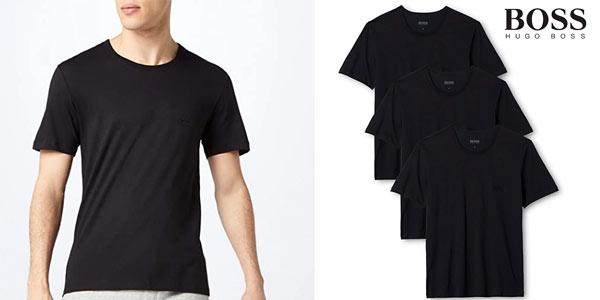 Camisetas Hugo Boss baratas en Amazon