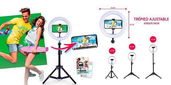 Canal Toys Studio Creator Pro kit vídeo infantil oferta