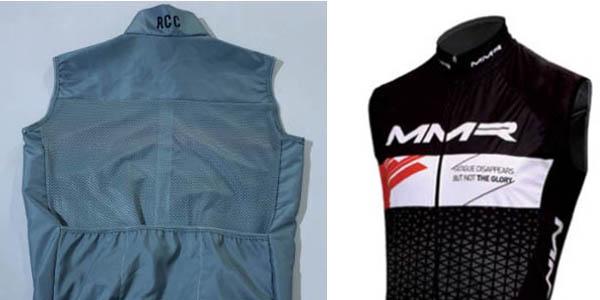 chaleco ciclismo MMR oferta
