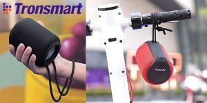 Chollo Altavoz Tronsmart Element T6 Mini de 15 W con Bluetooth 5.0