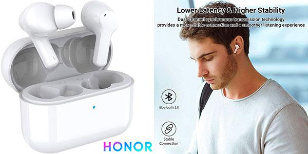 Auriculares Bluetooth Honor Choice con cancelación de ruido
