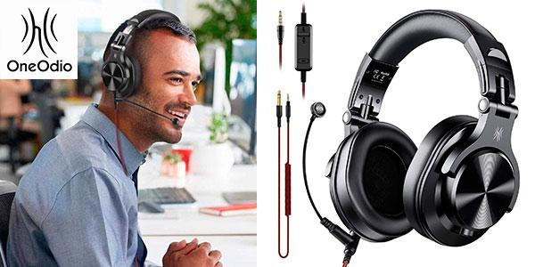 Chollo Auriculares Oneodio A71 con micro