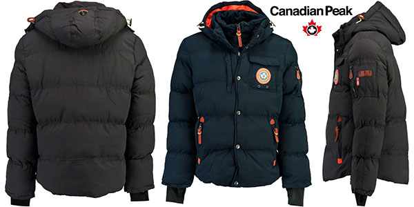 Chollazo Chaqueta Canadian Peak Viktor para hombre