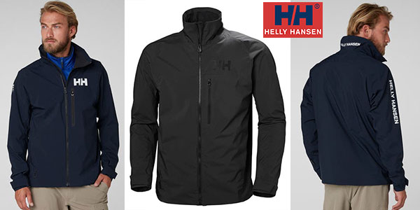 Chaqueta impermeable Helly Hansen HP Racing para hombre