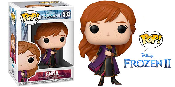Chollo Funko Anna de Frozen 2