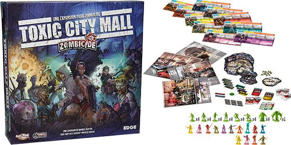 Chollo Juego Zombicide: Toxic City Mall (expansión)