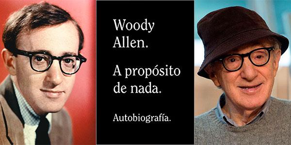 """Chollo Libro """"A propósito de nada"""" de Woody Allen en versión Kindle"""