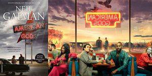 """Chollo Libro """"American Gods"""" de Neil Gaiman en versión Kindle"""