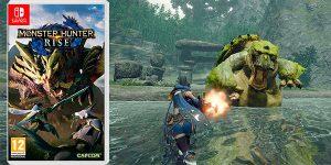 Reserva Monster Hunter Rise para Switch al mejor precio