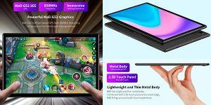 "Chollo Tablet Teclast M40 de 10.1"" 6 GB RAM + 128 GB ROM"