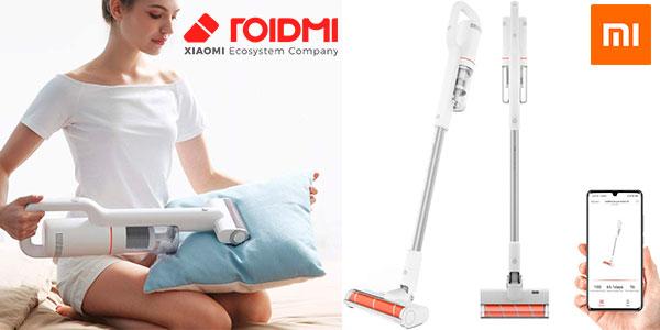 Aspirador Roidmi F8 Storm Pro inalámbrico de 435 W