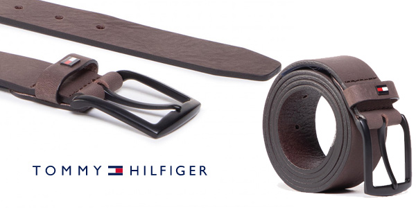 Cinturón Tommy Hilfiger Denton para hombre chollo en Amazon