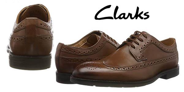 Clarks Ronnie Limit zapatos vestir baratos