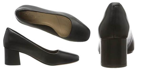 Clarks Sheer Rose zapatos de tacón para vestir oferta