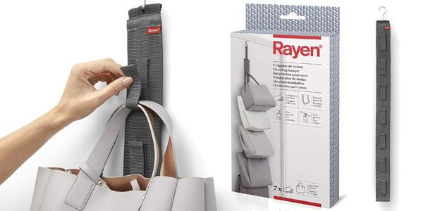 Colgador Rayen 2067.11 para 7 bolsos barato en Amazon