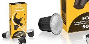Cápsulas café Consuelo Forte chollo en Amazon