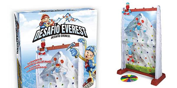 Desafío Everest chollo