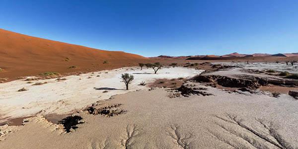 Desierto de Namibia recorrido online gratis