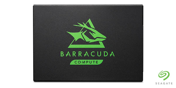 Disco SSD Seagate BarraCuda 120 de 1 TB
