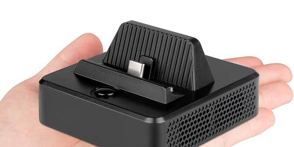 Base de carga innoAura para Nintendo Switch