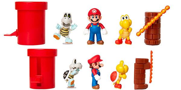 Playset Dungeon Diorama Super Mario barato