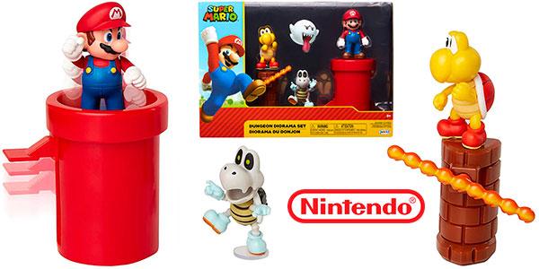Chollo Playset Dungeon Diorama Super Mario