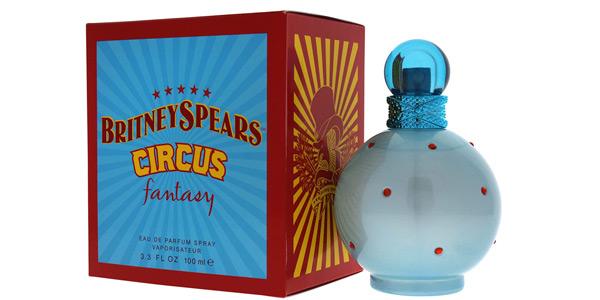 Eau de parfum Britney Spears Circus Fantasy de 100 ml para mujer barato en Amazon