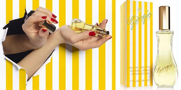 Eau de Toilette Giorgio Beverly Hills Yellow de 50 ml para mujer barato en Amazon