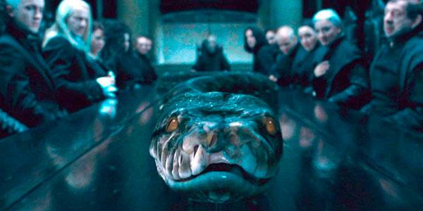 Figura Serpiente Nagini (Harry Potter) de Noble Collection barata