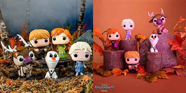 Funko Elsa de Frozen 2 barata