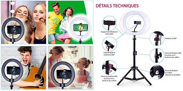 kit trípode fondo soporte móvil Canal Toys Studio Creator Pro barato
