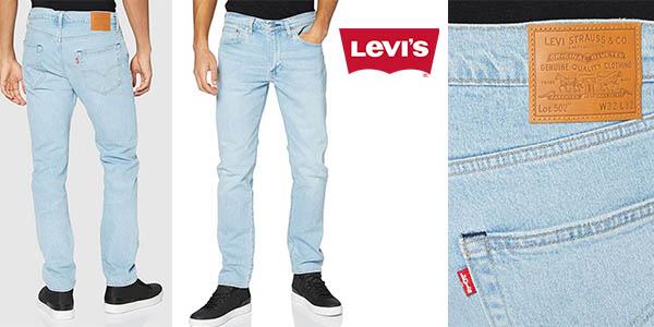 Levi's 502 Taper Jeans chollo