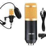 Chollo Micrófono condensador BM-800