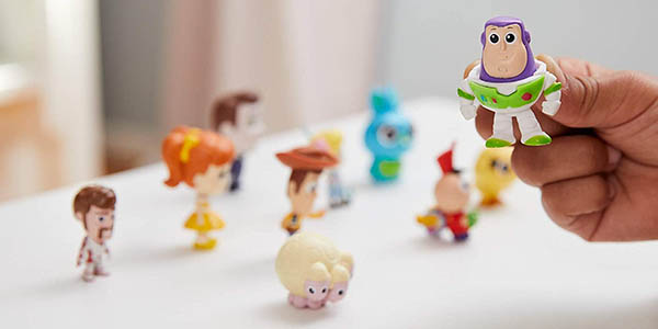 Pack de 10 Mini figuras de Toy Story 4 Disney baratas