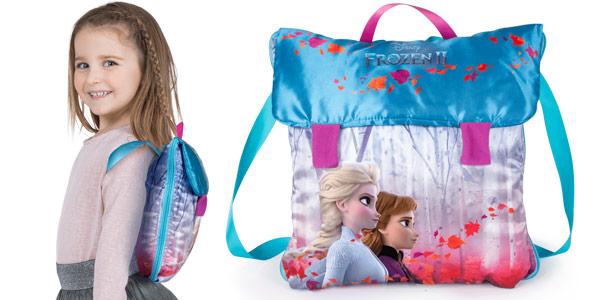 Mochila Disney Frozen con abalorios barata en Amazon